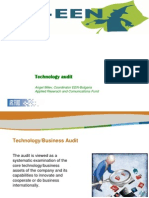 Technology audit.ppt