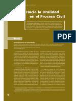 Oralidad Derecho Civil Colombiano