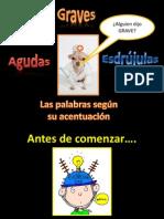 agudasgravesyesdrjulaslaspalabrassegnsuacentuaci1