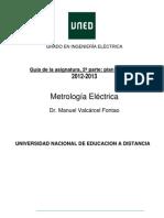 Metrologia Electrica guia 2ª parte