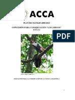 Plan de Manejo CCLA 2008-2013(1)
