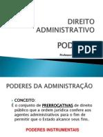 Direito Administrativo-poderes Administrativos