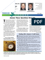 Munn & Morris Financial Advisors July Newsletter