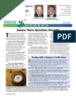 Munn & Morris Financial Advisors July Newsletter