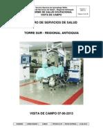 Centro de Servicios de Salud Sede Complejo Junio