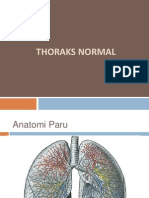 Thorax Normal - Bimbingan Coass