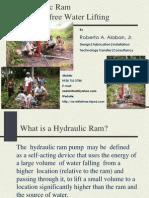 Hydraulic Ram Slideshow