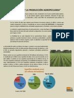 1. El Suelo y La Produccion Agropecuaria
