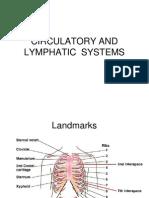 Circulatory Lymphatic