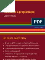 Curso de Ruby - UNG
