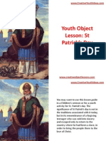 Youth Object Lesson - St Patrick's Day