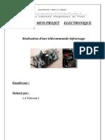 Rapport Mini Projet Electronique
