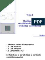 medidas de la sensibilidad al contraste cormatico y acromatico.ppt