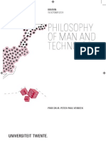 Philosophy of Man and Technology