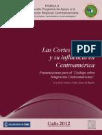 Las Cortes de Cadiz y Su Influencia en Centroamerica