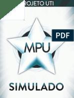 884 1 Simulado Mpu Analista 2
