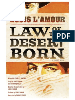 Law of the Desert Born (Graphic Novel) by Louis L'Amour, Excerpt