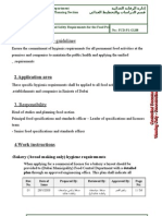Food Safety Requirements for the Food Premises.doc