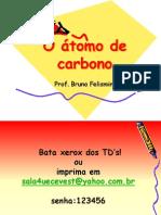O ATOMO DE CARBONO ÁS FUNÇOES ORGANICAS.ppt