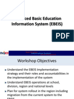 Session 2_EBEIS Overview & General Workflow Process_Region 10