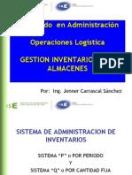 4. Almacen y Gestion de Inventarios