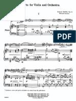 Concerto Vln (Pn)