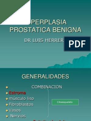 prostatite cronica gpc