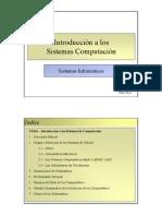 Introduccion sistemas informaticos