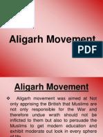 Aligarh Movement