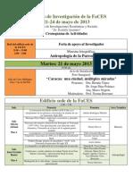 PROGRAMA VII JORNADAS DE INVESTIGACIÓN 20.05.2013 (1)