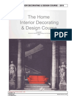 Professional Home Design Courses Website Information 2010