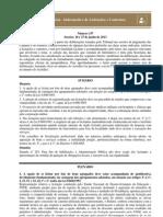 TCU - Informativo de Jurisprudência sobre Licitações e Contratos nº 157