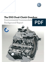 DSG Dual Clutch Gearbox