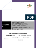 Materials & Standards 2003