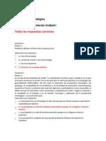Reconocimiento Unidad 1 Prospectica Estratégica - 2013