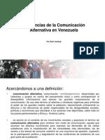 comunicacinalternativaenvenezuela-090601211451-phpapp01