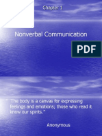 Nonverbal Communicaton(Mod)