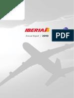2010 Annual Report IBERIA