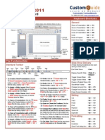 Powerpoint Quick Reference 2011