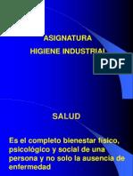 Higiene Industrial Ingenieria