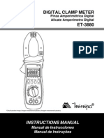 Manual ET-3880