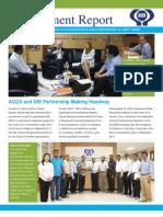 ACCU Management Report April 2013