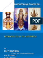 Introduction to Ayurveda