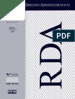 2008 - Resistências à Gerencialização da Administração Pública - comentários sobre as Leis Estaduais 15.340-06-PR e 15.608-07-PR - Walter Guandalini Junior