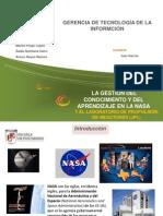 NASA - Caso de Estudio MBA