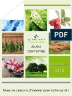 Catalogue 3chenes 2013
