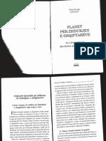 Planet per zhdukjen e Shqiptareve. Autore Elena Kocaqi (Levante)