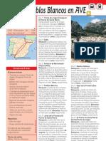Cádiz y Pueblos Blancos en AVE