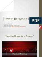 How to Become a Nurse in BC Canada