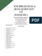 ESTUDIOS BÍBLICOS ELA EZEQUIEL
